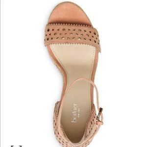 239fb02b53d Botkier Shoes - Botkier Jamie Perforated Leather Espadrille Wedges